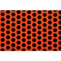 Oracover Easyplot Fun 1 92-064-071-002 (l x b) 2000 mm x 200 mm Rood-oranje-zwart (fluorescerend)