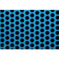 Oracover Easyplot Fun 1 92-051-071-002 (l x b) 2000 mm x 200 mm Blauw-zwart (fluorescerend)