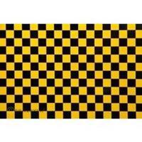 Oracover Easyplot Fun 4 97-037-071-002 (l x b) 2000 mm x 200 mm Parelmoer goudgeel-zwart