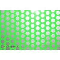Oracover Easyplot Fun 1 92-041-091-002 (l x b) 2000 mm x 200 mm Groend-zilver (fluorescerend)