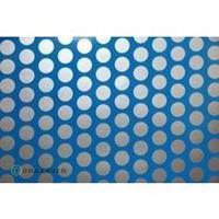 Oracover Easyplot Fun 1 92-051-091-002 (l x b) 2000 mm x 200 mm Blauw-zilver (fluorescerend)