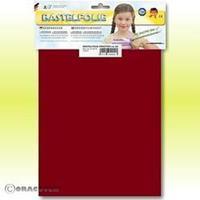 Oracover Orastick 23-020-B Plakfolie (l x b) 300 mm x 208 mm Schaal-rood