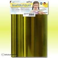 Oracover Orastick 25-094-B Plakfolie (l x b) 300 mm x 208 mm Chroom-geel