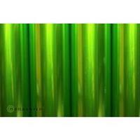Strijkfolie Oracover 21-049-002 (l x b) 2000 mm x 600 mm Lichtgroen (transparant)