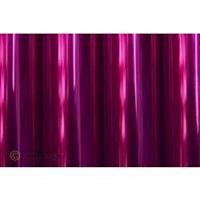 Strijkfolie Oracover 321-073-002 Air Outdoor (l x b) 2000 mm x 600 mm Magenta (transparant)