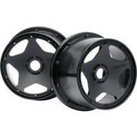 HPI RACING Super star wheel black (120 x 75mm/2pcs)