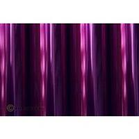 Strijkfolie Oracover 321-058-002 Air Outdoor (l x b) 2000 mm x 600 mm Violet (transparant)