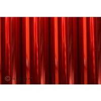 Strijkfolie Oracover 321-029-002 Air Outdoor (l x b) 2000 mm x 600 mm Rood (transparant)