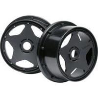 HPI RACING Super star wheel black (120x60mm/2pcs)