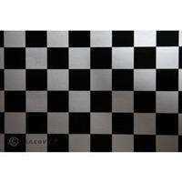 Oracover Orastick Fun 3 47-091-071-002 Plakfolie (l x b) 2000 mm x 600 mm Zilver-zwart