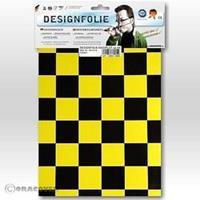Oracover Easyplot Fun 3 87-036-071-B (l x b) 300 mm x 208 mm Parelmoer geel-zwart