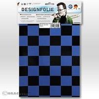 Oracover Easyplot Fun 3 87-057-071-B (l x b) 300 mm x 208 mm Parelmoer blauw-zwart