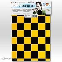 Oracover Easyplot Fun 3 87-037-071-B (l x b) 300 mm x 208 mm Parelmoer goudgeel-zwart