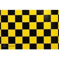 Oracover Orastick Fun 3 47-033-071-002 Plakfolie (l x b) 2000 mm x 600 mm Geel-zwart