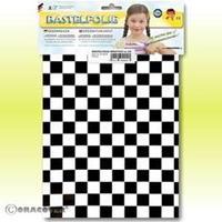 Oracover Orastick Fun 4 48-010-071-B Plakfolie (l x b) 300 mm x 208 mm Wit-zwart