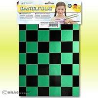 Oracover Orastick Fun 3 47-047-071-B Plakfolie (l x b) 300 mm x 208 mm Parelmoer groen-zwart