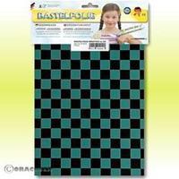 Oracover Orastick Fun 4 48-017-071-B Plakfolie (l x b) 300 mm x 208 mm Turquoise-zwart