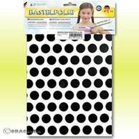 Oracover Orastick Fun 1 45-010-071-B Plakfolie (l x b) 300 mm x 208 mm Wit-zwart