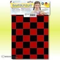 Oracover Orastick Fun 3 47-023-071-B Plakfolie (l x b) 300 mm x 208 mm Rood/zwart