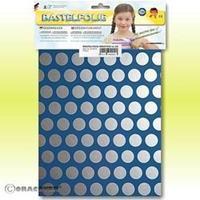 Oracover Orastick Fun 1 45-053-091-B Plakfolie (l x b) 300 mm x 208 mm Lichtblauw-zilver