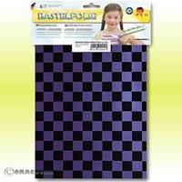 Oracover Orastick Fun 4 48-056-071-B Plakfolie (l x b) 300 mm x 208 mm Parelmoer lila-zwart