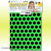 Oracover Orastick Fun 1 45-041-071-B Plakfolie (l x b) 300 mm x 208 mm Groen-zwart (fluorescerend)