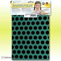 Oracover Orastick Fun 1 45-017-071-B Plakfolie (l x b) 300 mm x 208 mm Turquoise-zwart