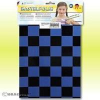 Oracover Orastick Fun 3 47-057-071-B Plakfolie (l x b) 300 mm x 208 mm Parelmoer blauw-zwart