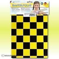 Oracover Orastick Fun 3 47-036-071-B Plakfolie (l x b) 300 mm x 208 mm Parelmoer geel-zwart