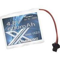 NiMH accupack 4.8 V 700 mAh Amewi Micro-car-bus