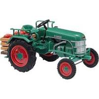 Busch Tractor Kramer Met Appelkist 1/87
