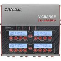 VOLTCRAFT Modelbouw multifunctionele lader 12 V, 230 V 12 A Li-poly, LiFe, Li-ion, LiHV, NiCd, NiMH, Lood
