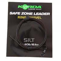 Korda Camo Leaders + Ringwartel - Silt Brown