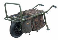 Fox FX Explorer Barrow and Camo Lite Bag - Transportkar