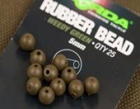 Korda Rubber Bead - Muddy Brown - 5mm