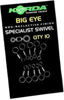 Korda Big Eye Swivels