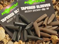 Korda Tapered Sleeves - Brown
