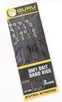 Guru Bait Bands Onderlijn QM1 - 10cm - Haakmaat 18