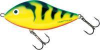 Salmo Slider - 10 cm - green-tiger