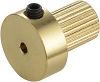 Modelcraft Koppelings-inzetstuk Inzetstuk Boordiameter: 2 mm (Ø x l) 13 mm x 15 mm