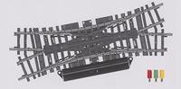 Märklin Marklin 2260 K-rails H0 Engelse wissel (1 stuks)