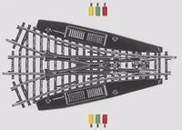 Märklin Marklin 2270 K-rails H0 Symmetrische driewegwissel (1 stuks)
