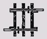 Märklin Marklin 2204 K-rails H0 Rechte rails (10 stuks)