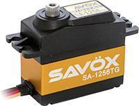 Savöx 80101012 Dubbel gelagerd Transmissie: Metaal JR