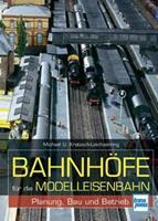Transpress Bahnhöfe für die Modelleisenbahn Michael U. Kratzsch-Leichsenring Aantal pagina's: 144 bladzijden (Duitstalig)