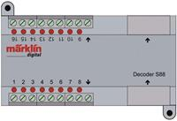 Marklin 60882 Decoder s 88 DC (60882)