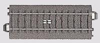 Märklin H0 Marklin C-rails (met ballastbed) 24994 Schakelrails, Recht 94.2 mm