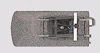 Märklin H0 Marklin C-rails (met ballastbed) 24978 Eindstuk met stootblok 77.5 mm