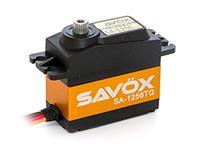 Savox SA-1256TG Digital Servo Coreless