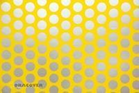 Oracover Easyplot Fun 1 92-033-091-002 Plotterfolie (l x b) 2000 mm x 200 mm Cadmium-geel-zilver